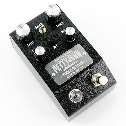 Effectpedaal Gitaar Pettyjohn Electronics Fuze Fuzz/Distortion