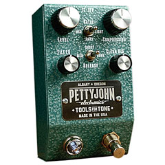Pettyjohn Electronics Crush Compressor « Guitar Effect
