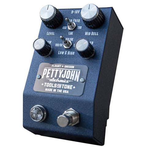 Pettyjohn Electronics Filter EQ