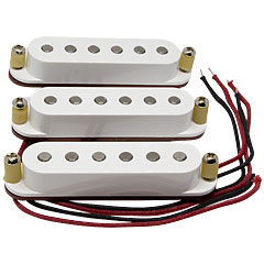 Bare Knuckle Boot Camp Old Guard SSS Set white « Pickup electr. gitaar