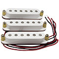 Electric Guitar Pickup Bare Knuckle Boot Camp Old Guard SSS Set white