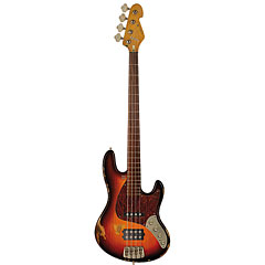 Sandberg California TM4 RW 3TSB HCR « Electric Bass Guitar