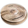 "HiHat-Cymbal Schlagwerk 12"" Cajon HiHat"