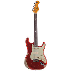 Fender Custom Shop 66 Stratocaster HR CAR « E-Gitarre