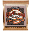 Ernie Ball Earthwood EB2153 .009-046 12-String Phosphor Bronz « Saiten Westerngitarre