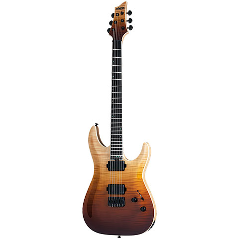 Schecter SLS Elite C-1, Antique Fade Burst « E-Gitarre