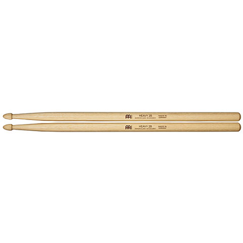 Meinl Heavy 2B American Hickory Drumstick