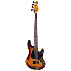 Sandberg California TM4 Masterpiece RW 3TS « Electric Bass Guitar
