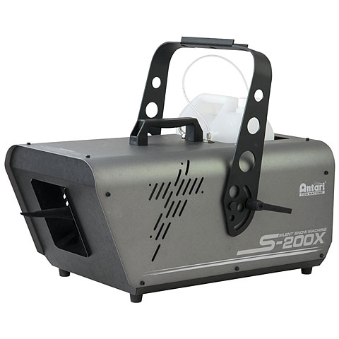 Máquina de niebla Antari S-200X silent Snow Machine