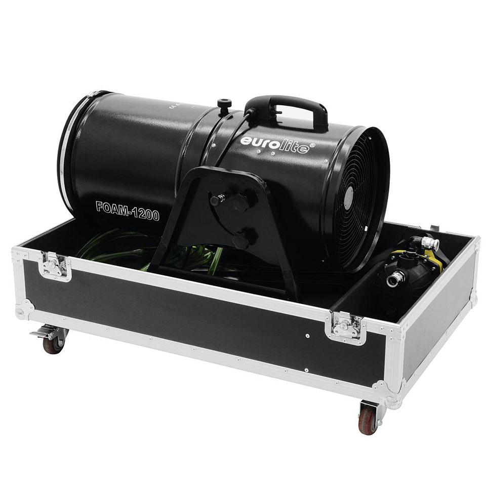 eurolite foam 1200 schaumkanone machine neige. Black Bedroom Furniture Sets. Home Design Ideas