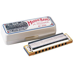 Hohner Marine Band Classic High G