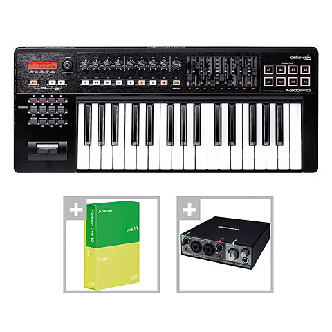 Roland Rubix22 Recording Bundle
