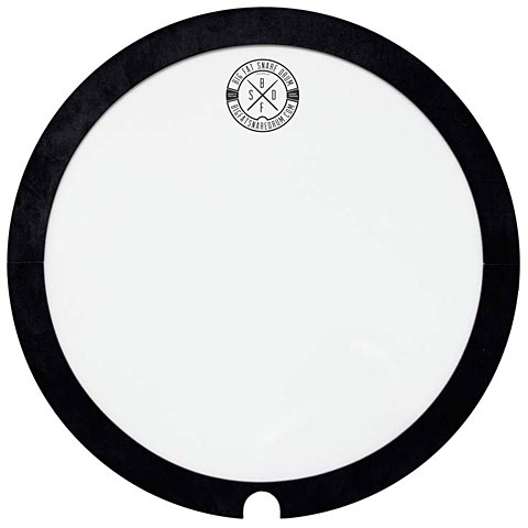 "Drumhead accessories Big Fat Snare Drum 12"" The Original Snare Drum Topper"