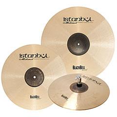 Istanbul Mehmet Black Bell Cymbal Set « Pack de cymbales