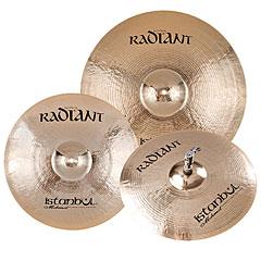 Istanbul Mehmet Radiant Medium Cymbal Set « Becken-Set