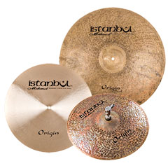 Istanbul Mehmet Origin Cymbal Set « Pack de cymbales