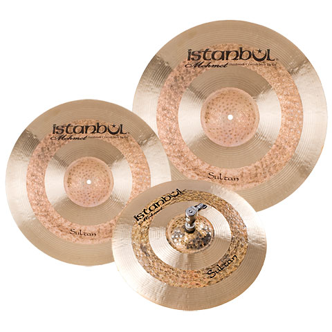 Istanbul Mehmet Sultan Cymbal Set
