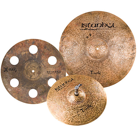 Sets de platos Istanbul Mehmet Turk Cymbal Set