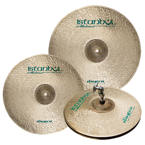 Istanbul Mehmet El Negro Cymbal Set