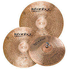 Istanbul Mehmet Legend Dark Cymbal Set « Pack de cymbales