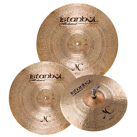 Pack de cymbales Istanbul Mehmet MC Jazz Cymbal Set