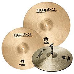 Istanbul Mehmet Realistic Rock Cymbal Set « Pack de cymbales