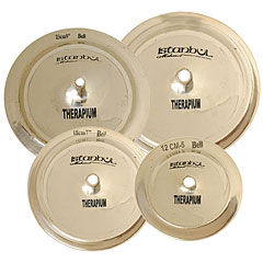 "Istanbul Mehmet 5""/7""/9""/10"" Therapium Bell Set « Pack de cymbales"