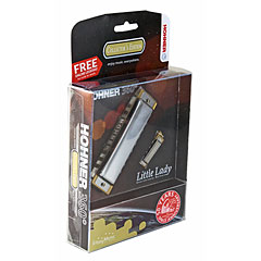 Hohner 360° und Little Lady C-Dur « Richter-harmonica