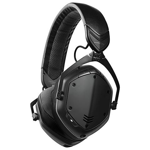 Auriculares V-Moda Crossfade II Wireless Codex Matte Black