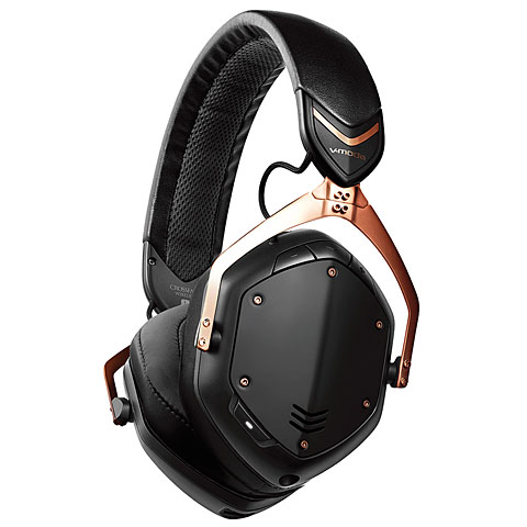 V-Moda Crossfade II Wireless Codex Rose Gold Black