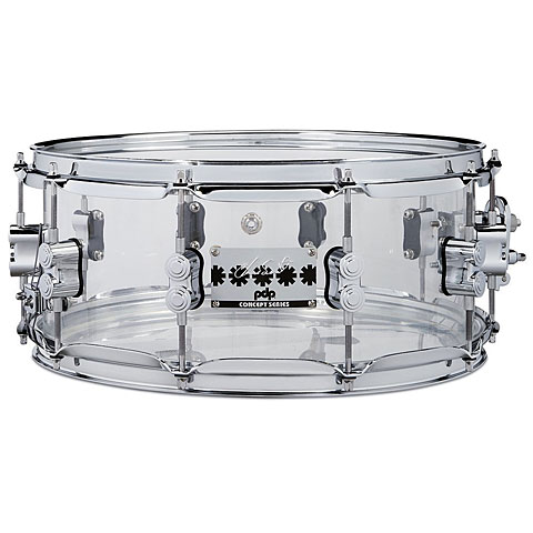 "Snare Drum pdp Chad Smith Signature 14"" x 6"""
