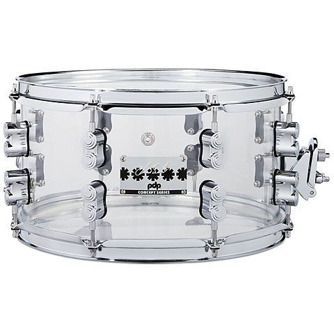 "Snare pdp Chad Smith Signature 13"" x 7"""