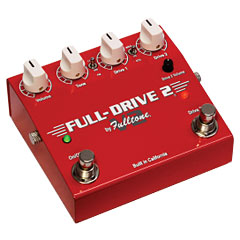 Fulltone Full-Drive 2 V2 « Guitar Effect