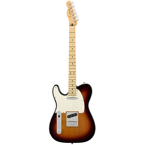 Fender Player Telecaster MN 3TS Lefthand