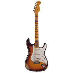 Fender CustomShop Ltd Edition 1958 Relic Stratocaster 3TS  «  E-Gitarre