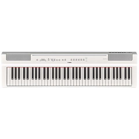 Piano escenario Yamaha P-121WH