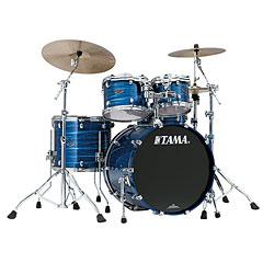 "Tama Starclassic Performer 22"" Lacquer Ocean Blue Rippl « Batterie acoustique"