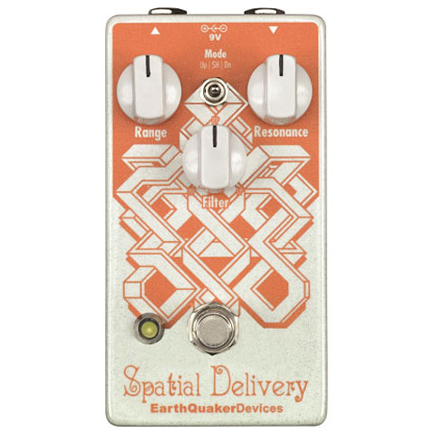 Effets pour guitare électrique EarthQuaker Devices Spatial Delivery V2