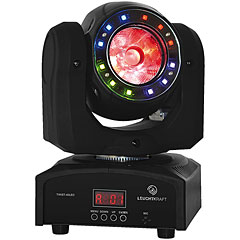 Leuchtkraft TWIST-40LED « Moving Head