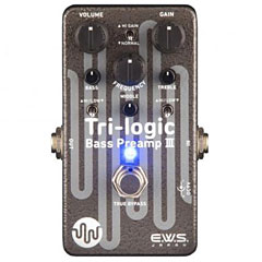 Xotic Tri Logic Bass Preamp 3 « Effektgerät E-Bass