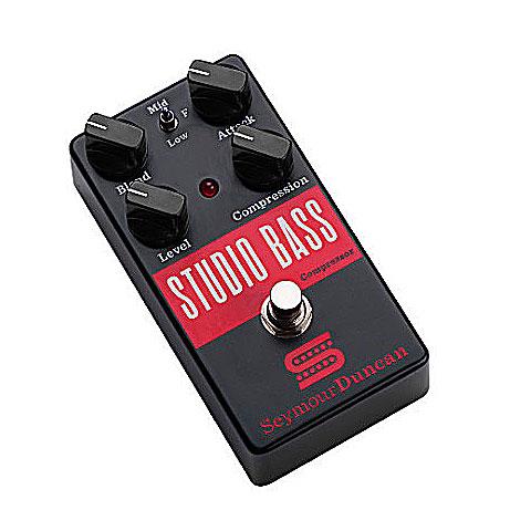 Bass Guitar Effect Seymour Duncan Studio Bass Compressor