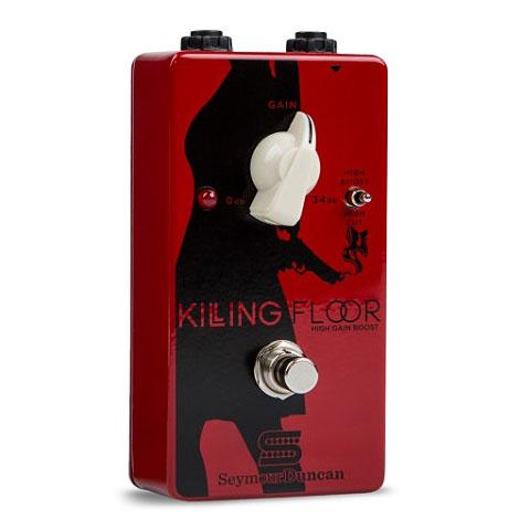 Pedal guitarra eléctrica Seymour Duncan Killing Floor