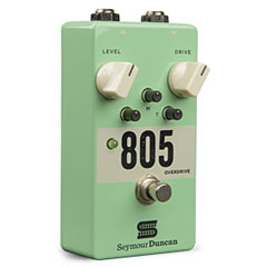 Seymour Duncan 805 Overdrive « Pedal guitarra eléctrica