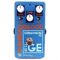 Pedal guitarra eléctrica Keeley Oxblood Germanium