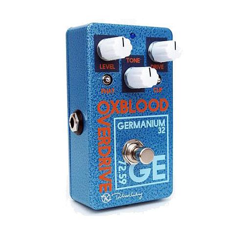 Effektgerät E-Gitarre Keeley Oxblood Germanium
