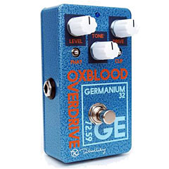 Keeley Oxblood Germanium « Pedal guitarra eléctrica