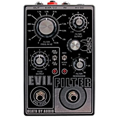 Death By Audio Evil Filter « Pedal guitarra eléctrica