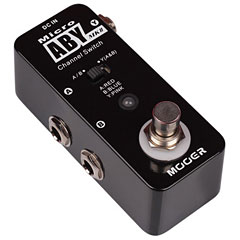 Mooer Micro ABY MK II « Little Helper