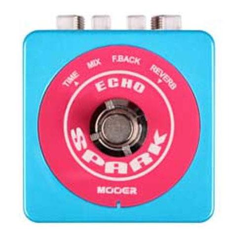 Pedal guitarra eléctrica Mooer Spark Echo