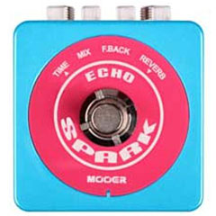 Mooer Spark Echo « Effectpedaal Gitaar